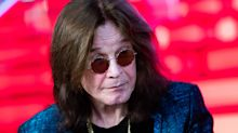 Ozzy Osbourne reveals Parkinson's diagnosis after 'terribly challenging' year