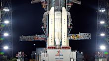 India launches Chandrayaan spacecraft in bid to become fourth country on the Moon