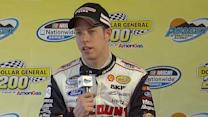 Keselowski Talks About Finding Speed During Race