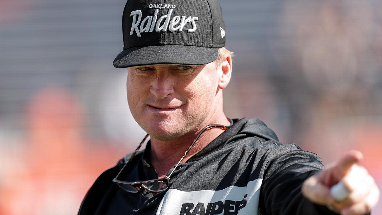 Jon Gruden is Turning Around the Oakland Raiders