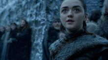 Maisie Williams had to wear a breast strap and 'chubby belly' to 'reverse puberty' for 'Game of Thrones' role