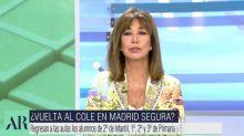 Ana Rosa Quintana pone fin a los rumores y da su verdadera opinión sobre Pablo Iglesias