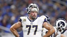 Lunch outing led to Rams' Andrew Whitworth and family getting coronavirus; 'I realized how contagious this really is'