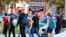 Major retailers are selling bulletproof backpacks, as parents and kids fear more school shootings