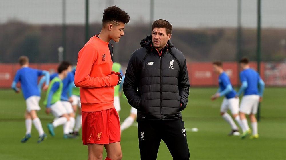 """Gerrard: """"Alle Top-Spieler kommen von der Straße"""""""