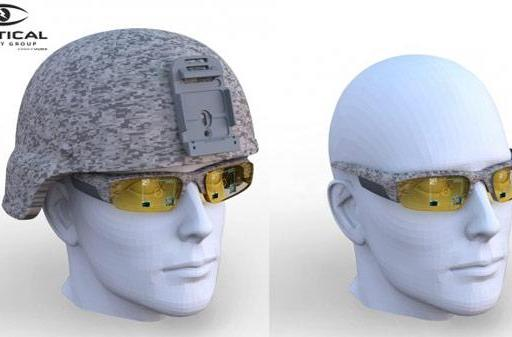 DARPA's next-gen wearable display: augmented-reality, holographic sunglasses