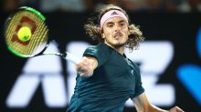 Stefanos Tsitsipas's stunning fall after Roger Federer upset