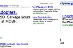 Nokia and Apple both target price drop searchers (Updated)