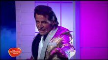 Elvis impersonator's Christmas hits