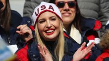 Olympian Lauren Gibbs slammed for selfie with Ivanka Trump