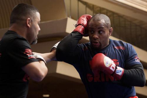 Daniel Cormier é campeão do UFC desde 2015 - Diego Ribas