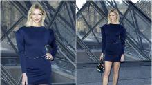 Las famosas no se pierden el desfile de Louis Vuitton en París