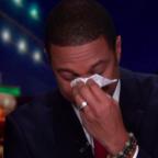 CNN's Don Lemon Cries Over Chris Cuomo's Coronavirus Diagnosis
