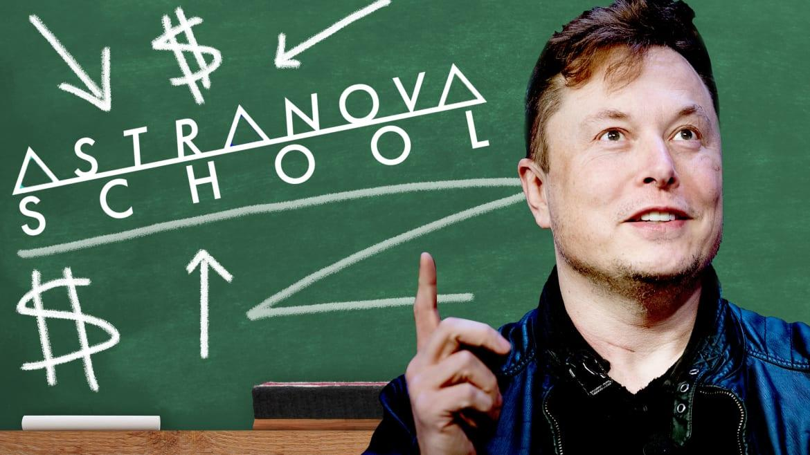 Would You Pay $7,500 to Educate Your Kid Like Elon Musk's?