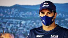 Sergio Pérez positivo de COVID-19; se pierde el GP de Gran Bretaña