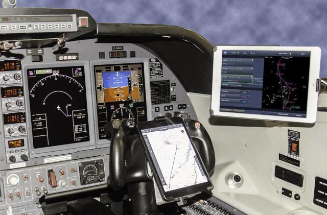 NASA designed app aims to shorten commercial flight times