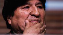 HRW pide que Bolivia retire las acusaciones de terrorismo contra Evo Morales