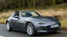 Mazda MX-5 RF review: does a solid metal roof make the world's best-selling sports car even better?