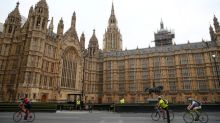 Man to appear in court on Monday over UK parliament car incident