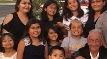 Seven children from same family killed in horrific car crash