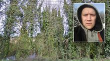 Missing man 'hid in the wood for five years'