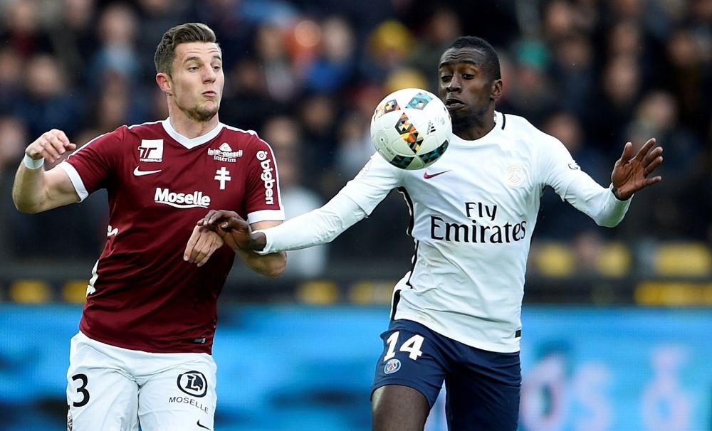 """Le PSG avoue avoir """"manqué de respect"""" à Metz"""