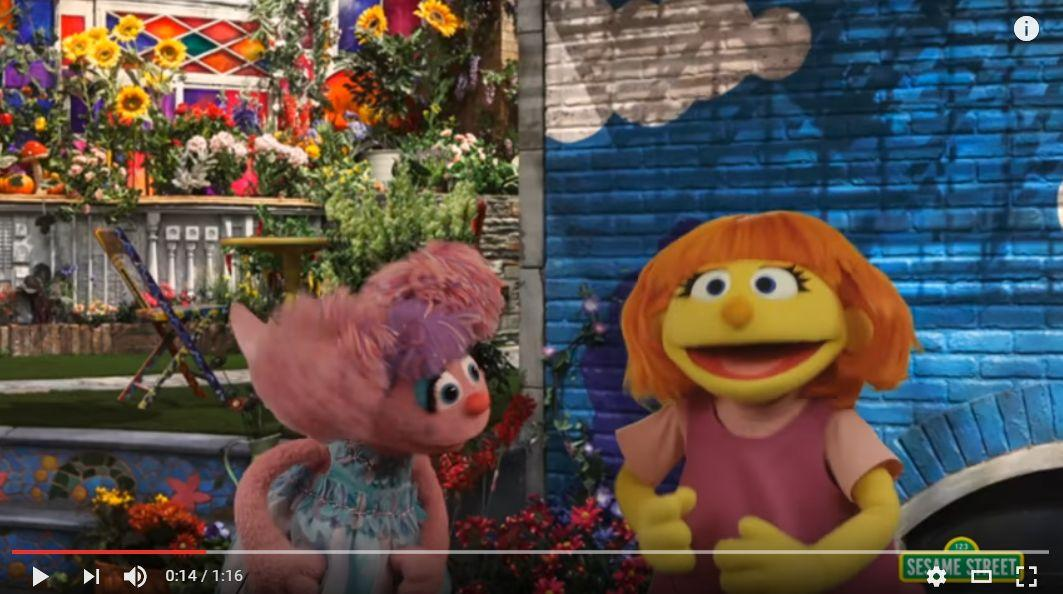 Sesame Street' to tackle autism with new muppet