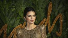 """Kendall Jenner überrascht als blonde Braut für """"Vogue Italia"""""""