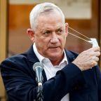 Israel's Gantz says will back bill to dissolve parliament