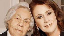 Ingresan en el hospital a la abuela de Thalía