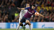 Luis Suárez y la polémica por su festejo de gol