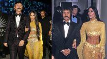 Als Musik-Ikonen zu Halloween: Kim Kardashian mit drei Kostümen