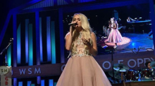 Here's what made Carrie Underwood feel like a princess