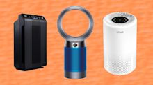 Dyson, Levoit and more top brands: Air purifiers are majorly discounted right now for Prime Day