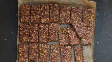 No-Bake Protein Bars for Back-to-School
