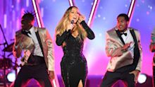 Mariah Carey Hits One of Her Famous High Notes as She Gets Her First Dose of COVID Vaccine