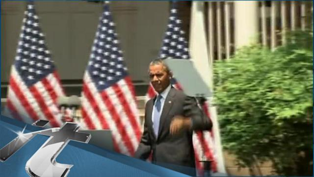 WASHINGTON Breaking News: Obama to Outline Second-term Tech Plan for 'smarter' Government
