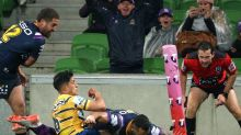 Storm thump Eels, advance to NRL prelim