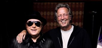 Rock legends Van Morrison and Eric Clapton to release anti-lockdown single
