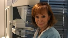 Reba McEntire got a mammogram the morning after performing at the CMAs