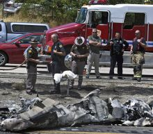 The Latest: Plane crash kills 2 couples leaving on vacation