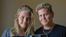De madre e hijo a padre e hija… la historia viral de una familia transgénero