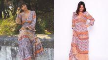 Los detalles del vestido veraniego que nos encanta de Sara Carbonero