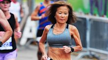 This 71-Year-Old Grandmother Just Smashed a Half-Marathon World Record