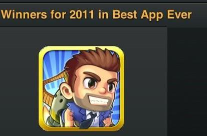 2011 Best App Ever winners announced