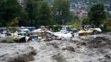 Heavy rains lash Kashmir, Himachal; at least six feared dead