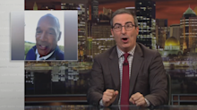 John Oliver equates conservative news to O.J. Simpson's Twitter account