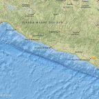 Magnitude-7.2 earthquake slams south, central Mexico