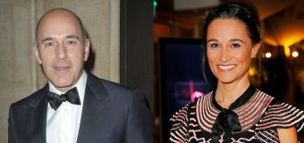 Lauer's interest in Pippa made staff nervous