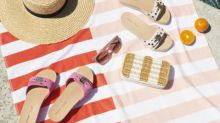Kate Spade New York x Dr. Scholl's Shoes Release Second Capsule Collection for Summer 2021